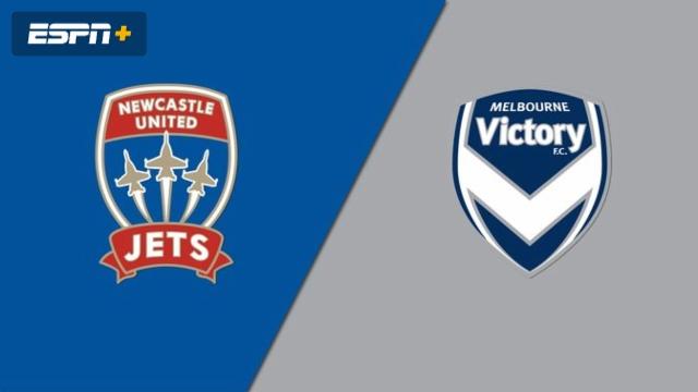 Newcastle Jets vs. Melbourne Victory (A-League)
