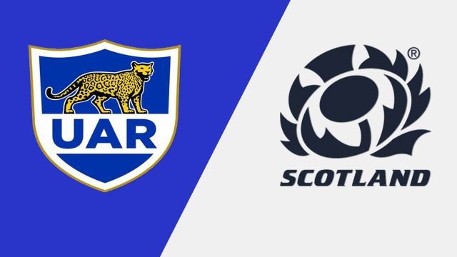 Argentina vs. Scotland (International Rugby)