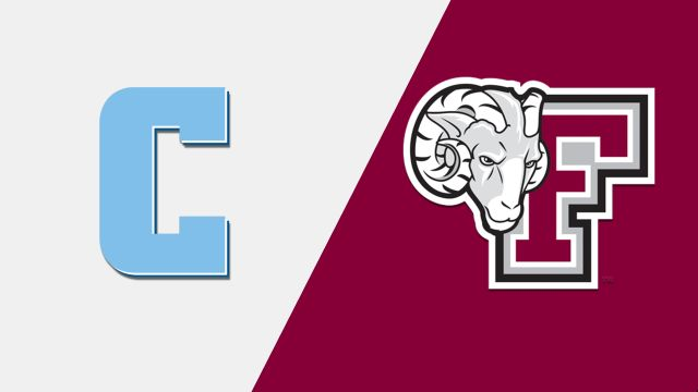 Columbia vs. Fordham (M Basketball)