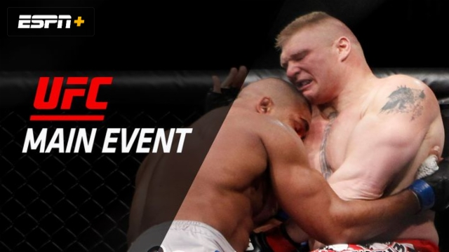Lesnar vs. Overeem/Diaz vs. Cerrone