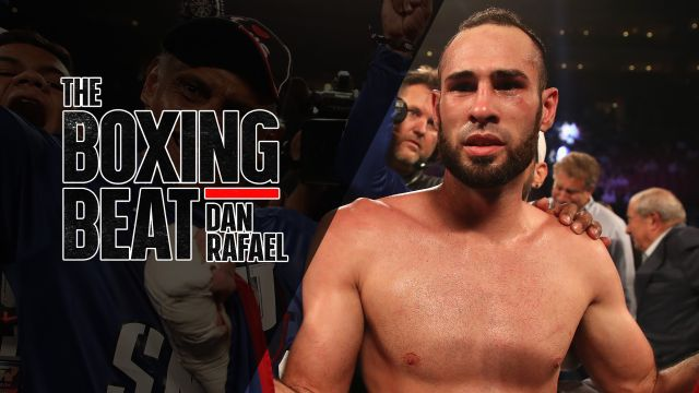 Tue, 8/28 - The Boxing Beat with Dan Rafael