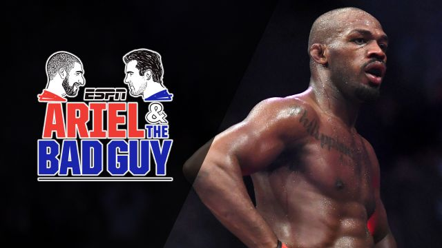 Wed, 1/2 - Ariel & The Bad Guy: What's next for Jon Jones?