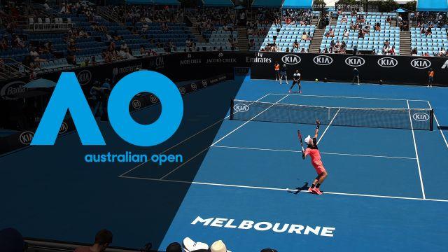 (3) Murray/Soares vs. Jebavy/Molteni (Men's Doubles First Round)
