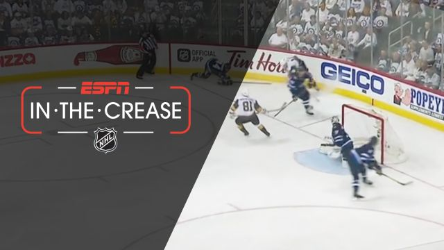 Tue, 5/15 - In the Crease