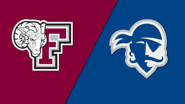 Fordham vs. Seton Hall (Court 4) (NCAA Tennis)
