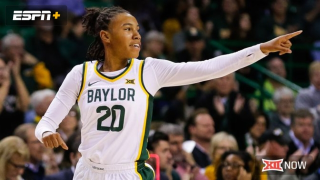 Kansas vs. #2 Baylor (W Basketball)