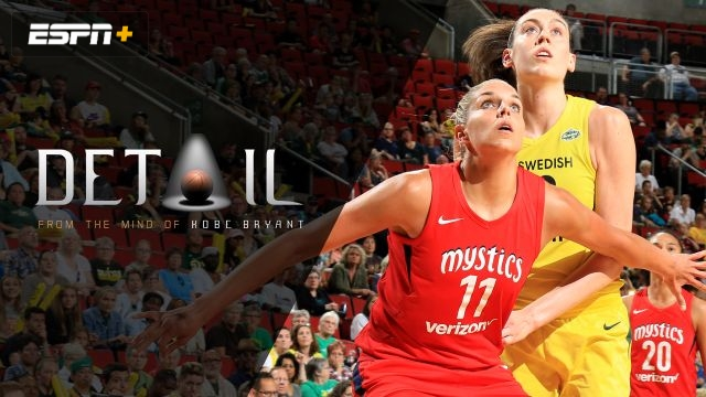 WNBA Finals with Breanna Stewart and Elena Delle Donne
