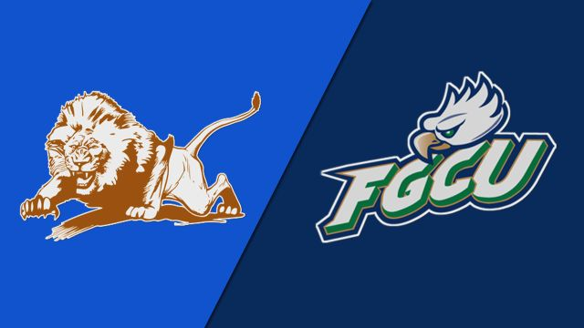 Florida Memorial vs. Florida Gulf Coast (W Basketball)