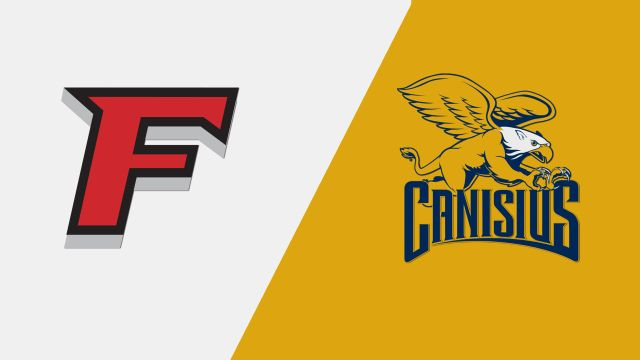 Fairfield vs. Canisius (M Basketball)