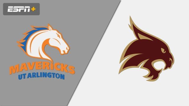 UT Arlington vs. Texas State (M Basketball)