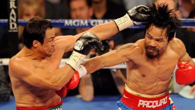 Pacquiao vs Marquez II