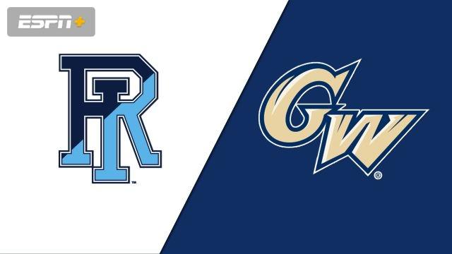 Rhode Island vs. George Washington (W Volleyball)
