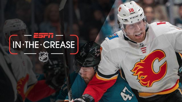 Sun, 3/31 - In the Crease: Flames look for top seed in Western Conference