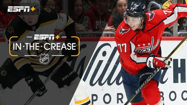 Thu, 12/12 - In the Crease: Can Capitals continue dominance over Bruins?