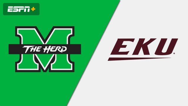 Marshall vs. Eastern Kentucky (W Volleyball)