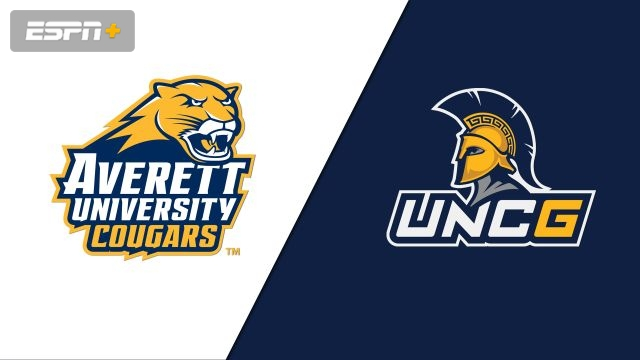 Averett vs. UNC Greensboro (M Basketball)