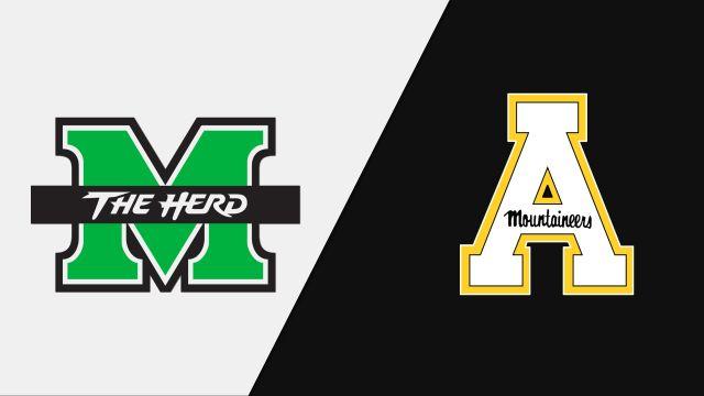 Marshall vs. Appalachian State (Quarterfinal) (Women's Basketball Invitational)