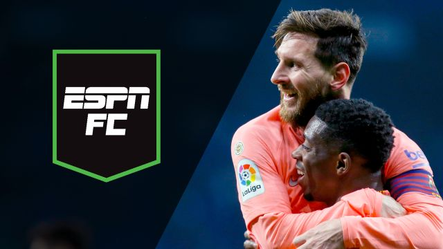 Sun, 12/9 - ESPN FC: Messi's perfect performance