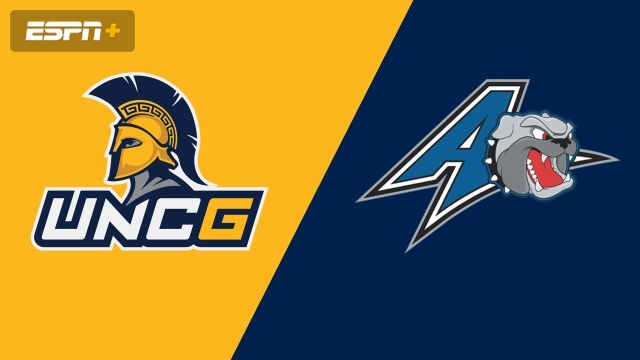UNC Greensboro vs. UNC Asheville (M Soccer)