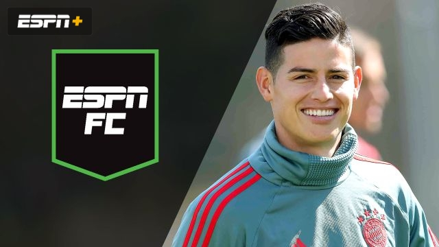 Mon, 7/29 - ESPN FC: James returns to Madrid