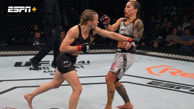 Valentina Shevchenko vs. Liz Carmouche (UFC Fight Night: Shevchenko vs. Carmouche 2)