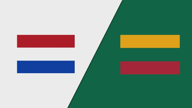 Netherlands vs. Lithuania