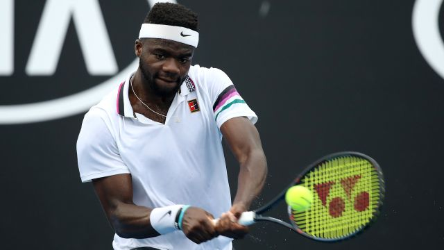 (20) Dimitrov vs. Tiafoe (Men's Fourth Round)