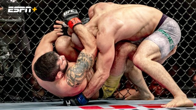 UFC Fight Night: Assuncao vs. Moraes (Main Event)