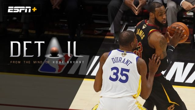 Durant and James 2018 Finals Preview