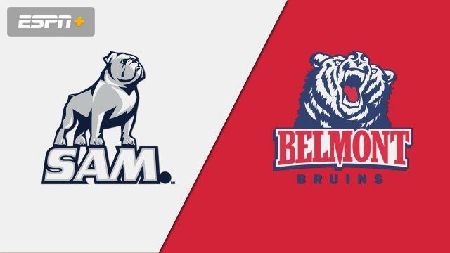 Samford vs. Belmont (M Basketball)