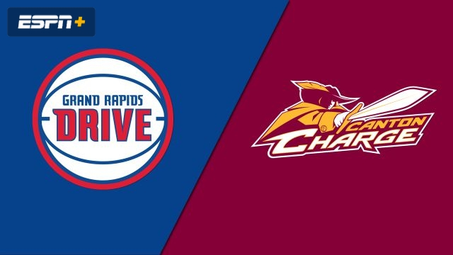 Grand Rapids Drive vs. Canton Charge