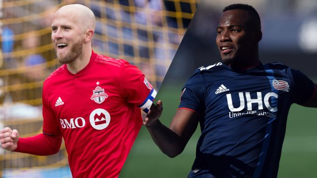 Toronto FC vs. New England Revolution