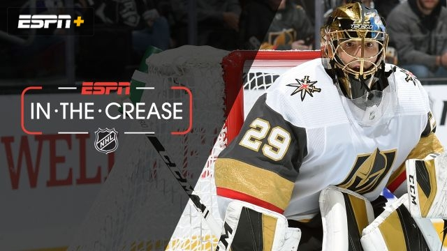 Mon, 10/14 - In the Crease: Fleury looks to lift Knights