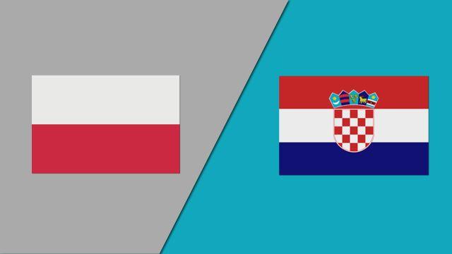 Poland vs. Croatia (FIBA World Cup Qualifier)