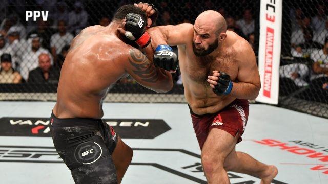 UFC 242: Blaydes vs. Abdurakhimov