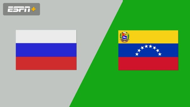 Russia vs. Venezuela (Group Phase)