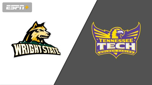 Wright State vs. Tennessee Tech (M Basketball)