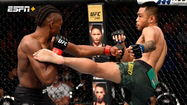 Jalin Turner vs. Joshua Culibao (UFC Fight Night: Felder vs. Hooker)