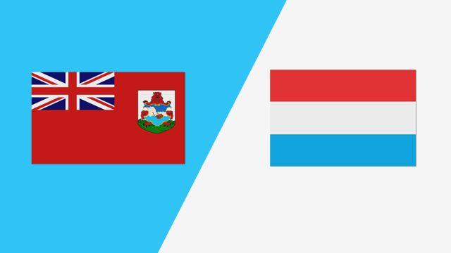 Bermuda vs. Luxembourg (2018 FIL World Lacrosse Championships)