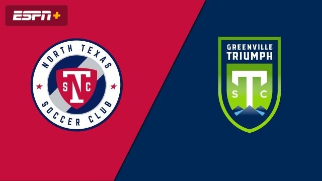 North Texas SC vs. Greenville Triumph SC (Final) (USL League One)