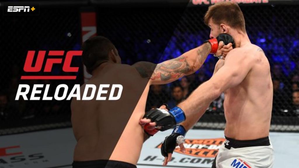 UFC 198: Werdum vs. Miocic