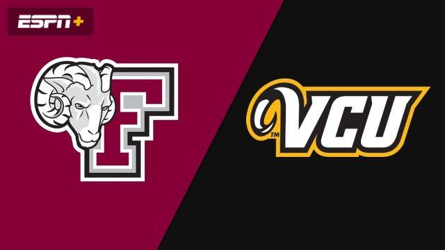 Fordham vs. VCU (M Soccer)