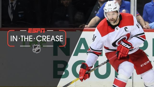 Sat, 4/27 - In the Crease: Hurricanes look to take Game 1