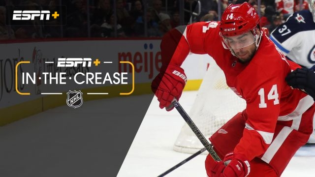 Fri, 12/13 - In the Crease: Detroit looks to snap losing streak
