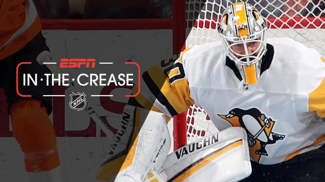 Mon, 2/11 - In the Crease: Murray makes 50 saves