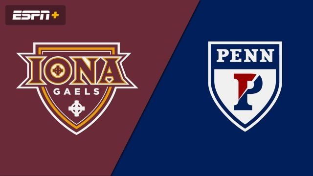 Iona vs. Pennsylvania (W Basketball)