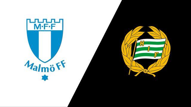 Malmo FF vs. Hammarby Fotboll (Allsvenskan)