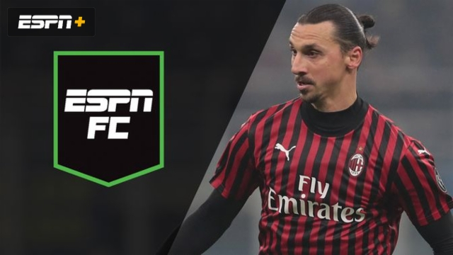 Wed, 2/12 - ESPN FC: Zlatan up against Ronaldo