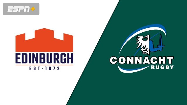 Edinburgh vs. Connacht (Guinness PRO14 Rugby)