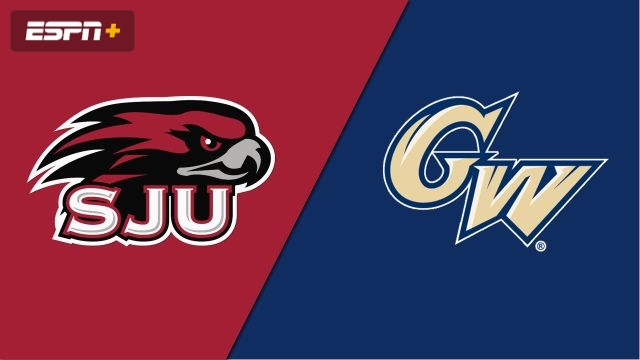 Saint Joseph's vs. George Washington (W Soccer)